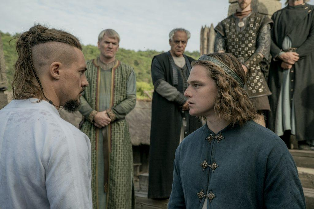'The Last Kingdom': Timothy Innes (King Edward) Shared a Photo of Himself on Set