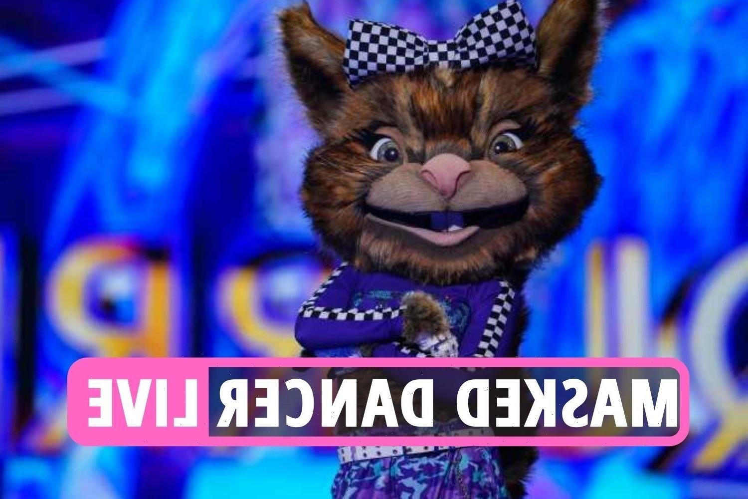 The Masked Dancer LIVE: Latest clues and odds as Zip, Squirrel, Carwash and Scarecrow make grand final plus latest news