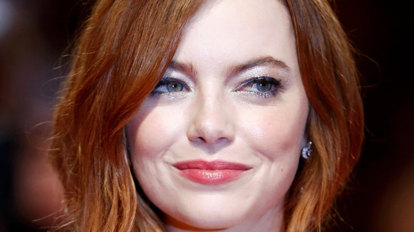 The Skin Cream That Emma Stone's Makeup Artist Swears By