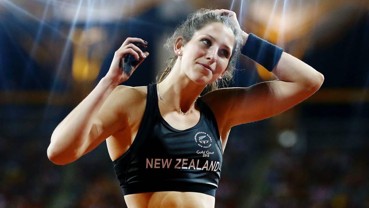 Tokyo Olympics: Injury-struck Eliza McCartney has one shot left at Games qualification
