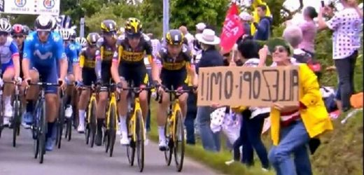 Tour de France crash suspect may have fled country as authorities search: report
