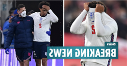 Trent Alexander-Arnold to MISS Euro 2020 as England and Liverpool defender ruled out for six weeks with thigh injury