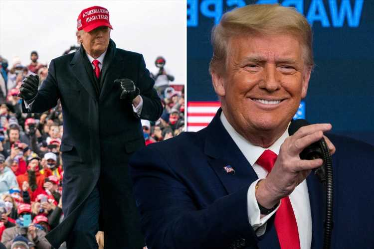 Trump 'WILL run for presidency in 2024 if he's in strong position' and is gearing up for Republican convention speech