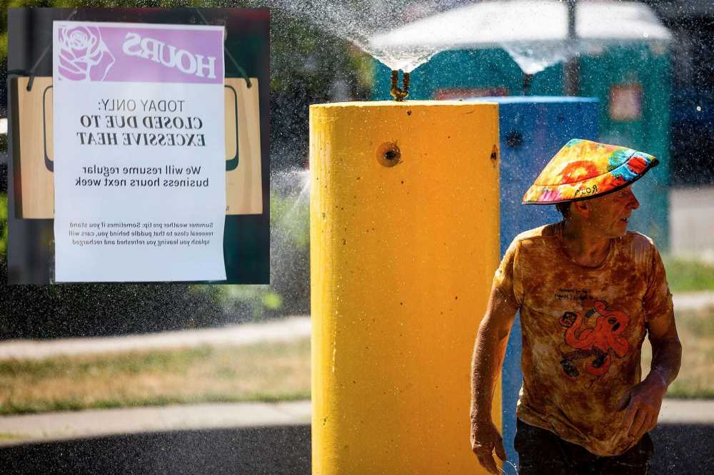 Two people die of heat amid record-high temperatures in Washington state