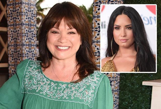 Valerie Bertinelli Cast as Demi Lovato's Mom in NBC Comedy Pilot Hungry
