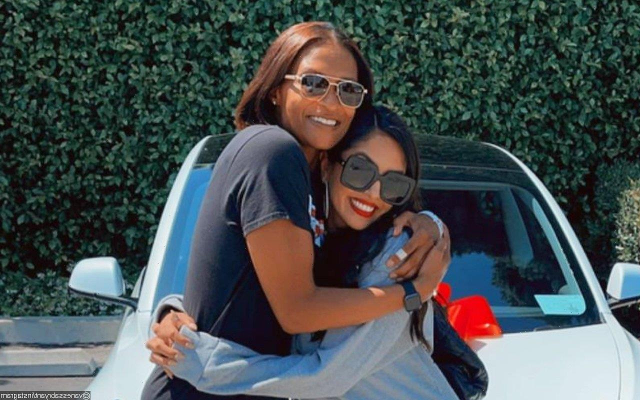 Vanessa Bryant Spoils Kobe Bryant's Sister With a Tesla to Express Her 'Love'