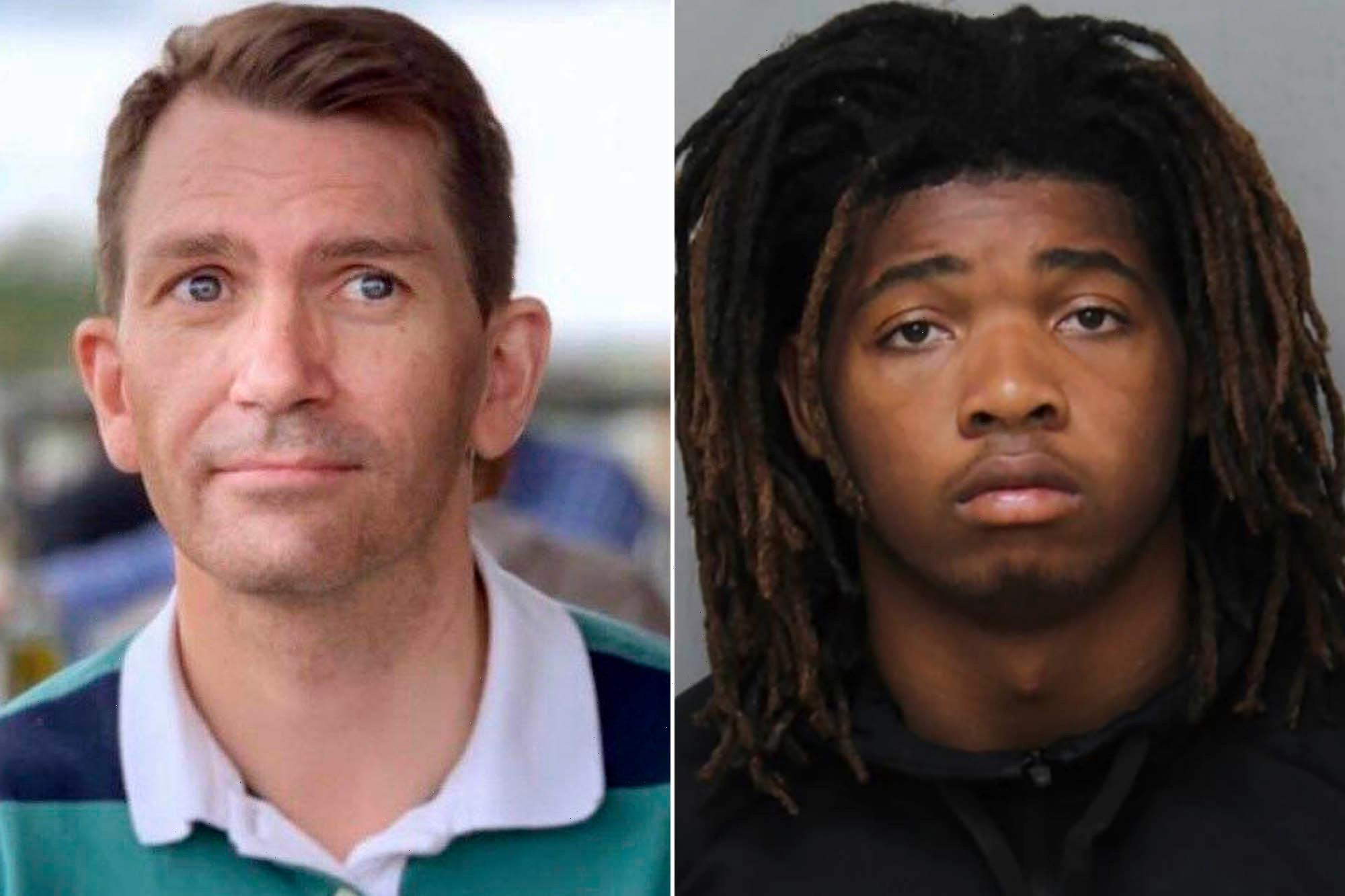 Virginia Tech linebacker accused of beating man to death over Tinder catfishing