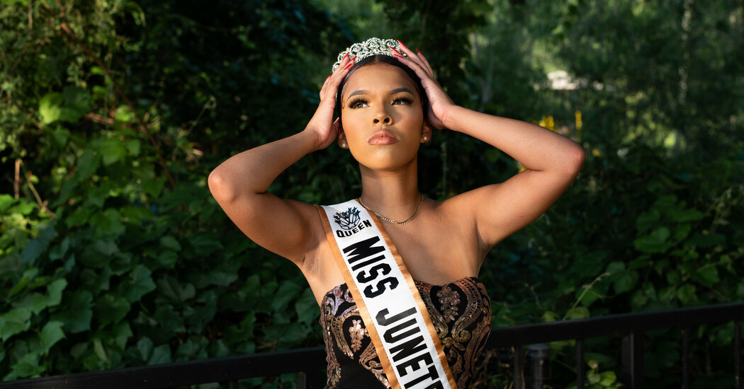 What Does It Mean to Be Crowned 'Miss Juneteenth'?
