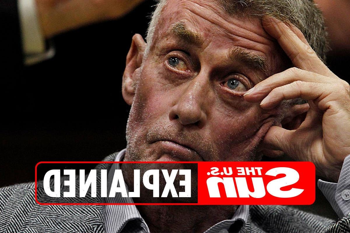 Where is Michael Peterson now?
