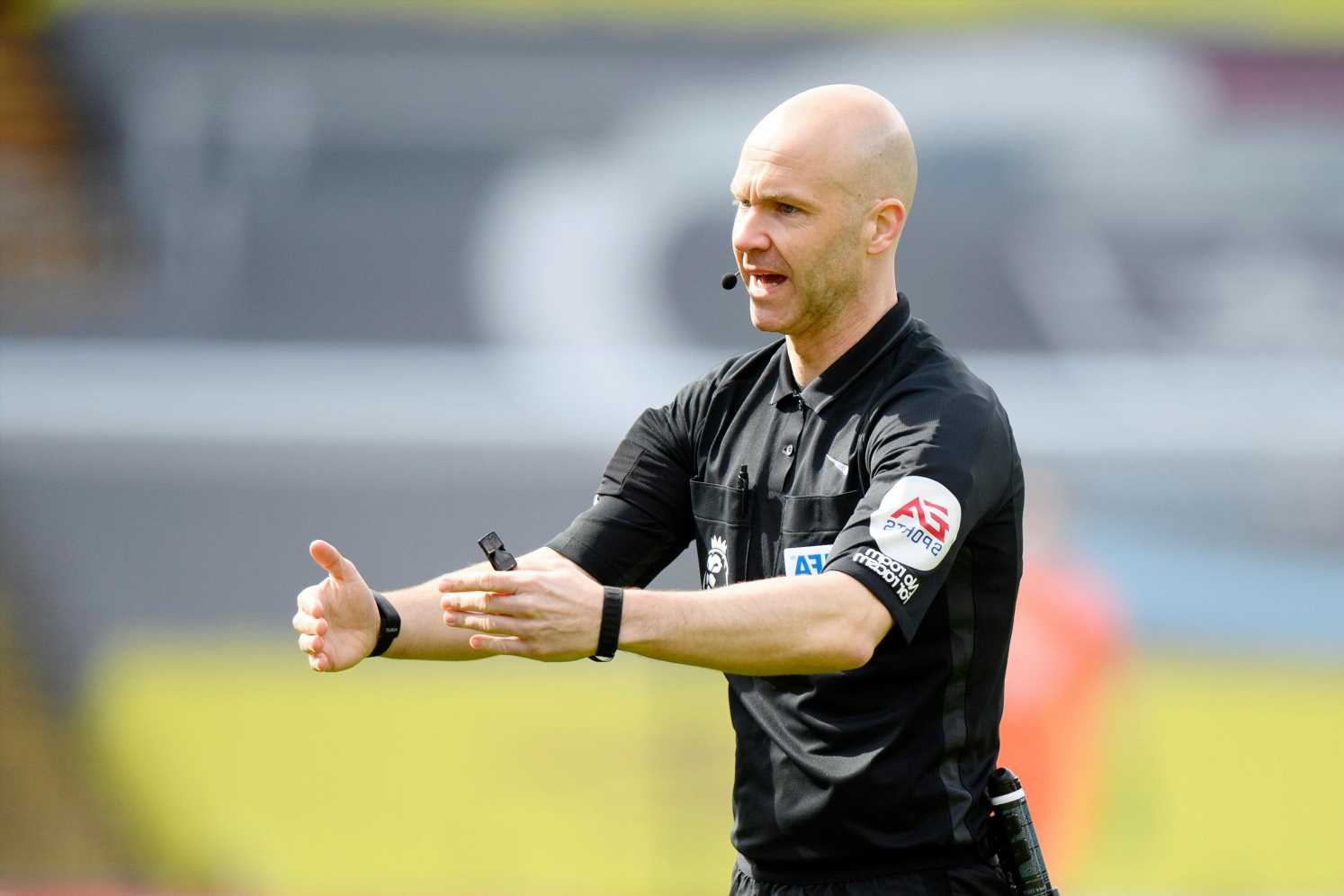 Who is Anthony Taylor? FA Cup final referee taking charge of Arsenal v Chelsea despite recent spat with Arsene Wenger