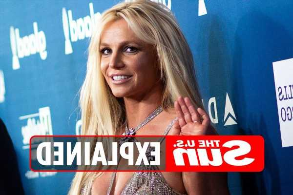 Who is Britney Spears' former business manager Lou Taylor?