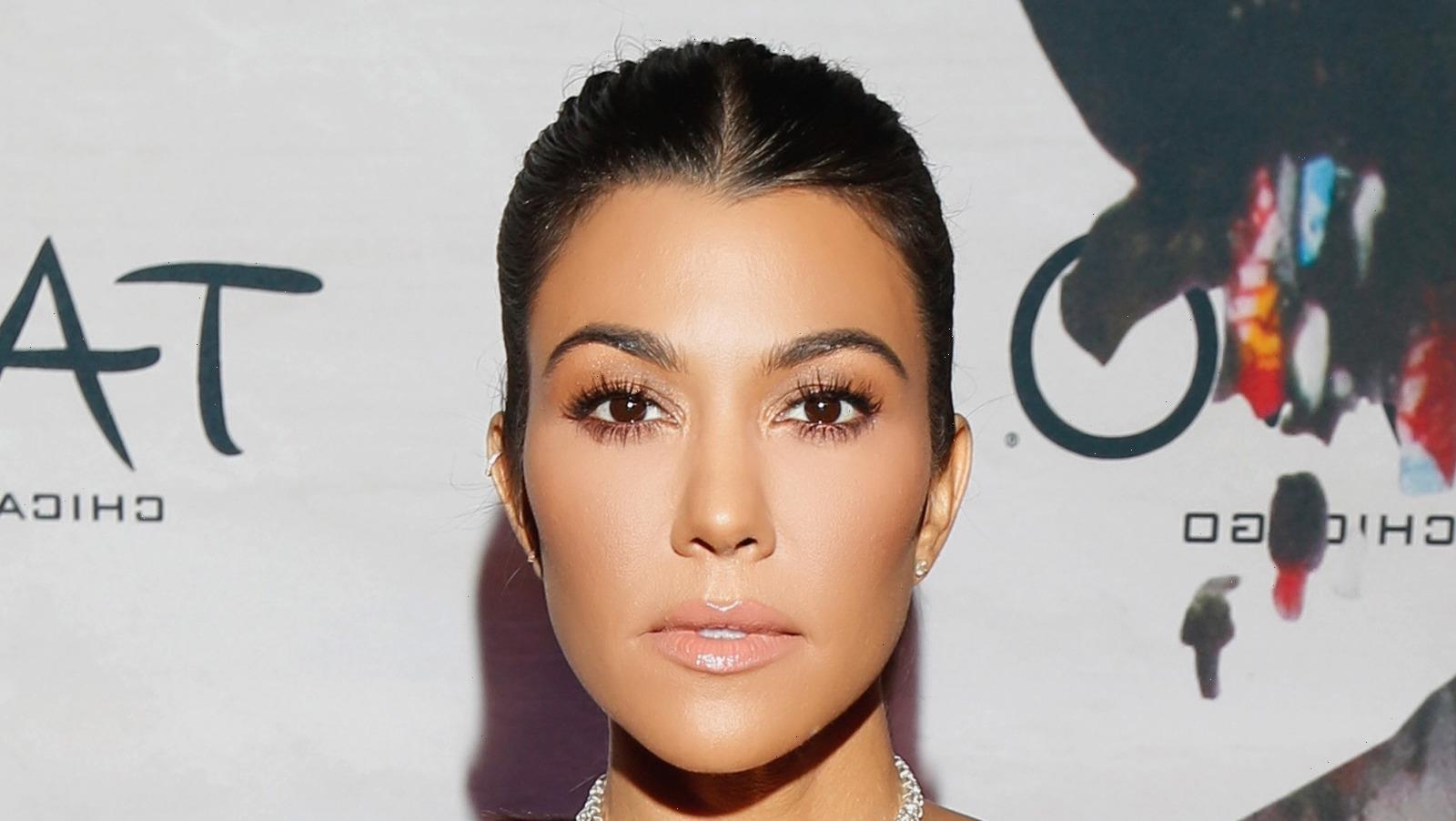Why Kourtney Kardashian Really Thinks She's No Longer With Scott Disick