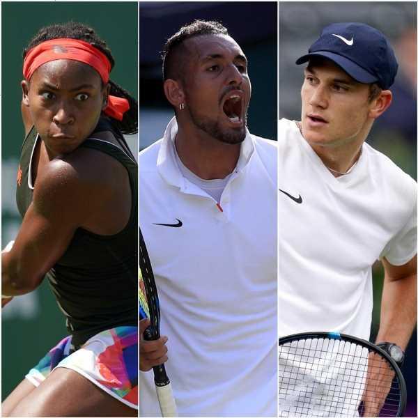 Wimbledon: Six key matches on opening day