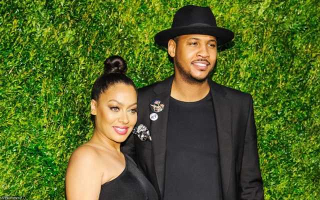 Woman Claims Carmelo Anthony Fathers Her Twins After La La Files for Divorce