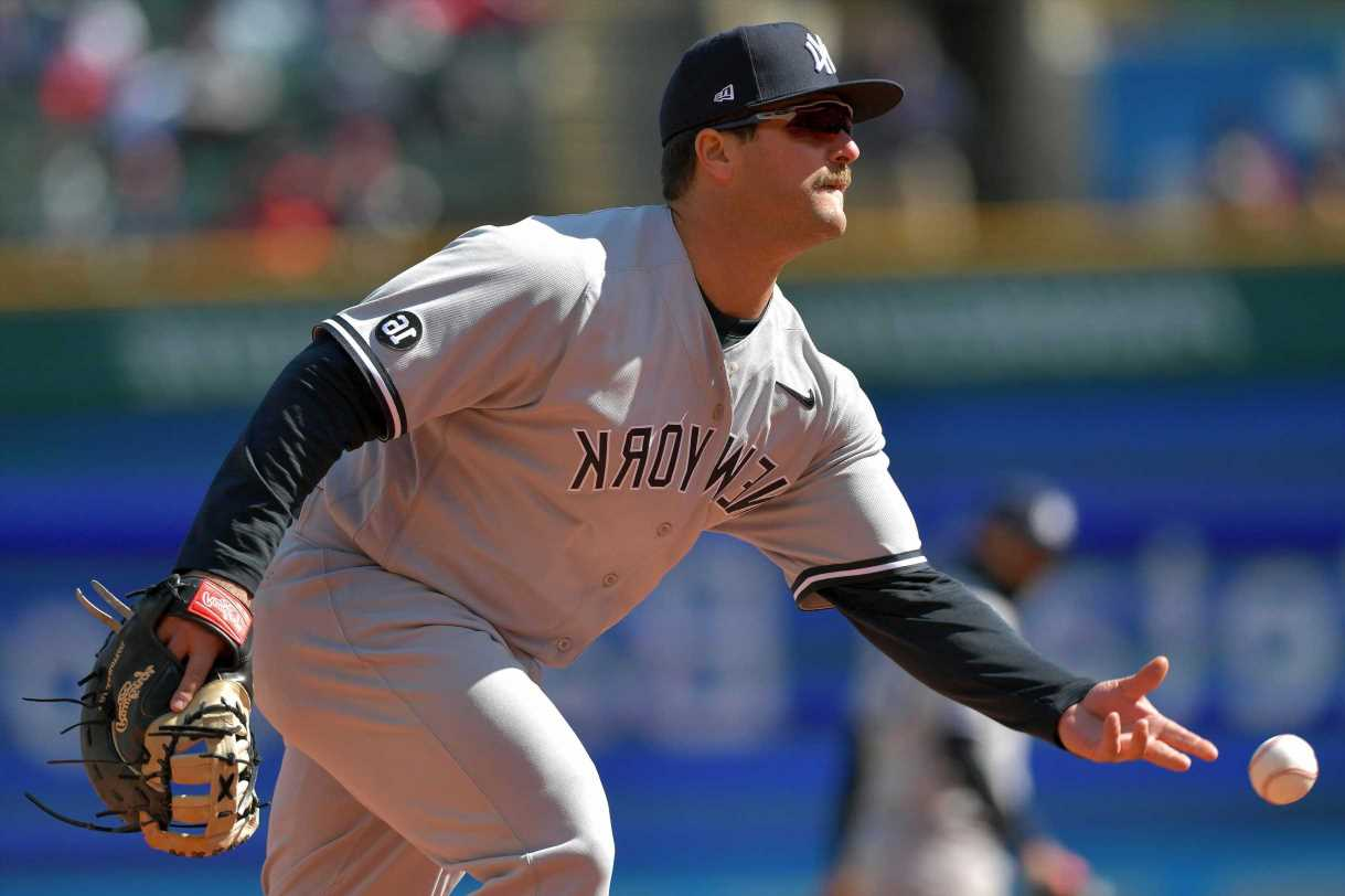 Yankees trade Mike Ford to rival after dreadful stretch