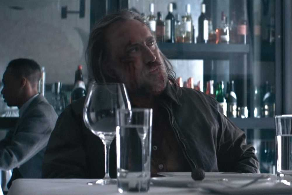 'Pig' review: An intense Nicolas Cage tries to recover his swine