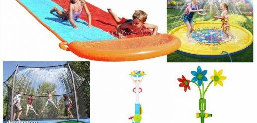 9 Best Sprinklers For Kids 2021 | The Sun UK