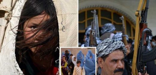 Afghan fathers fear Taliban thugs will turn daughters into slaves as warlords vow to fight to the death to protect Kabul