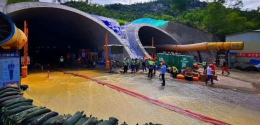 All 14 workers lost in tunnel flood in China confirmed dead