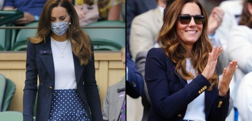 Amazon StyleSnap: Channel Duchess Kate's Wimbledon Look for Less