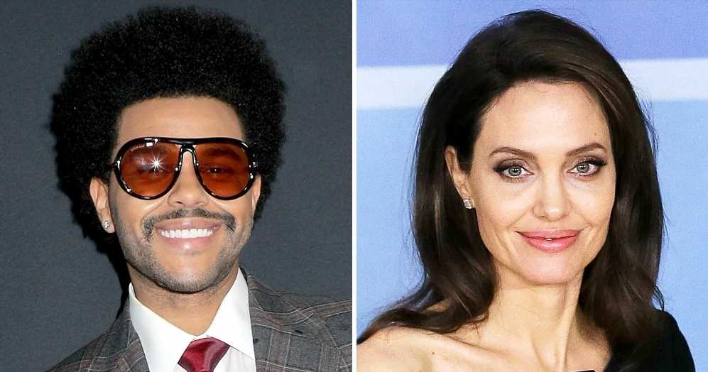 Angelina Jolie, The Weeknd Attend 'Intimate' Show 1 Week After Dinner Date