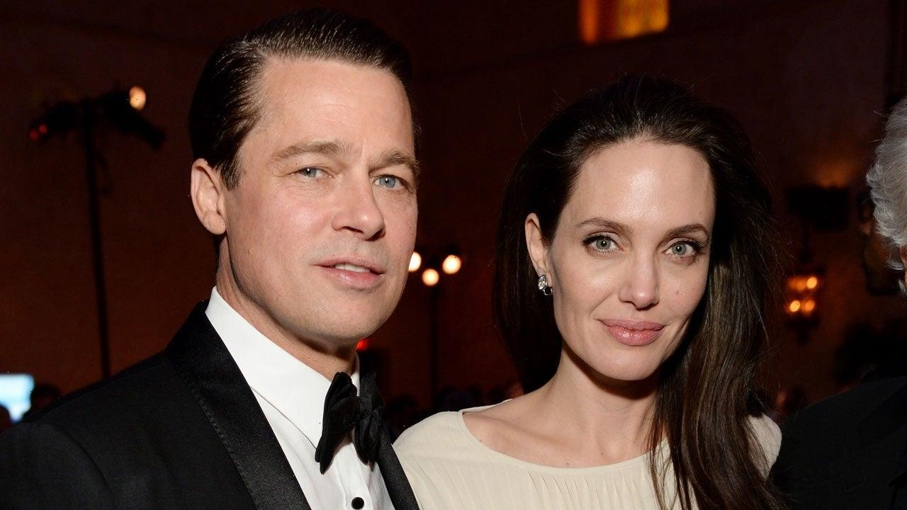 Angelina Jolie Wants Out of Wine Business With Brad Pitt