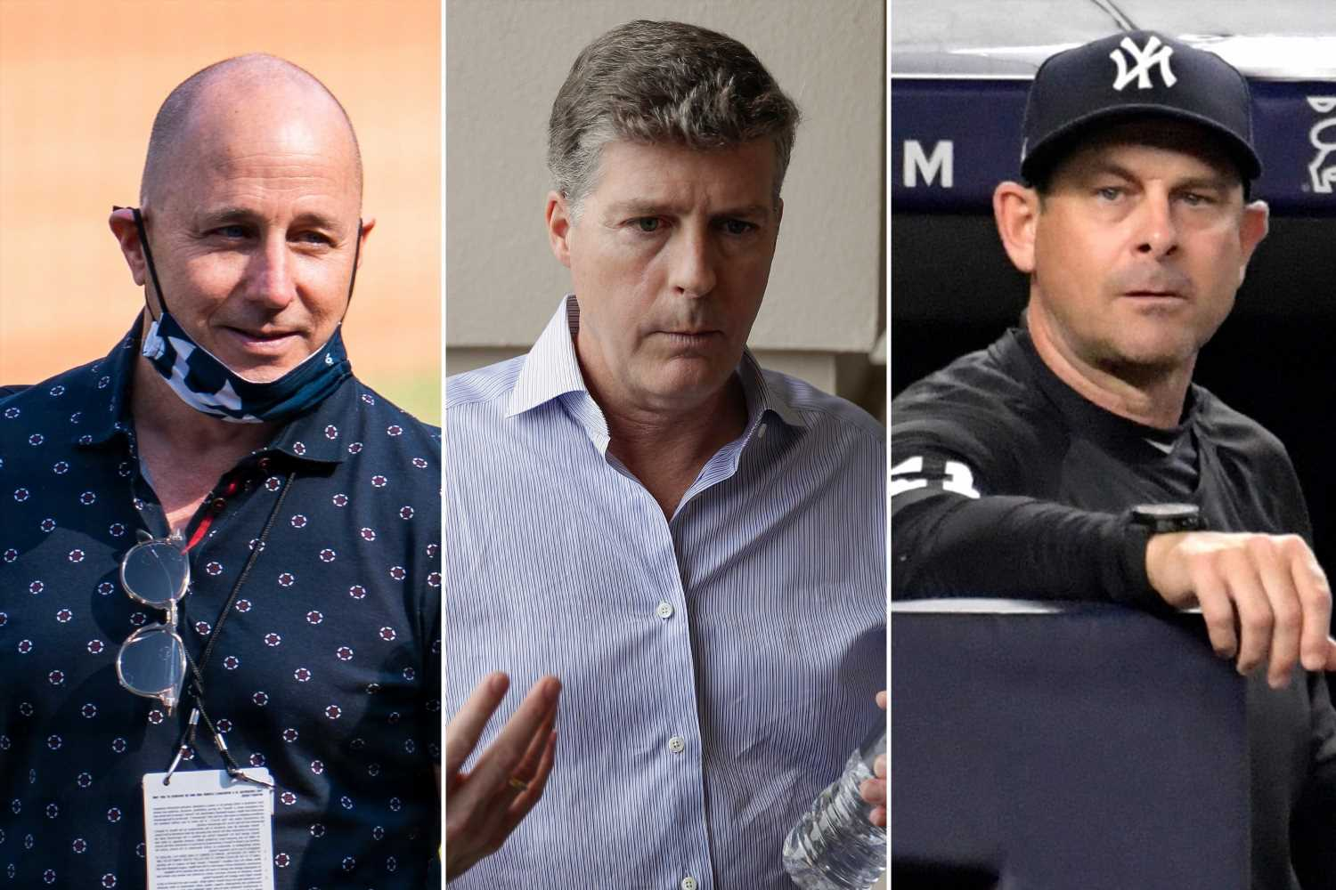 Angry Hal Steinbrenner won't make 'knee-jerk reaction' with Brian Cashman, Aaron Boone