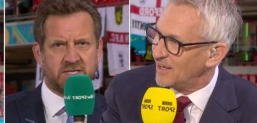 BBC thump ITV in Euro 2020 final ratings as millions snub Pougatch and team for Lineker