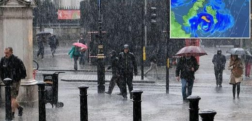 Brace for Storm Evert! Met Office names the first storm of summer