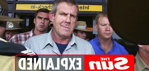Bradley John Murdoch now: What happened to Peter Falconio's killer?