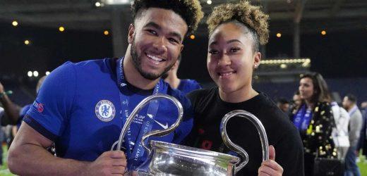 Chelsea sign Reece James' sister Lauren from Manchester United 'for WSL record transfer fee of £300k'