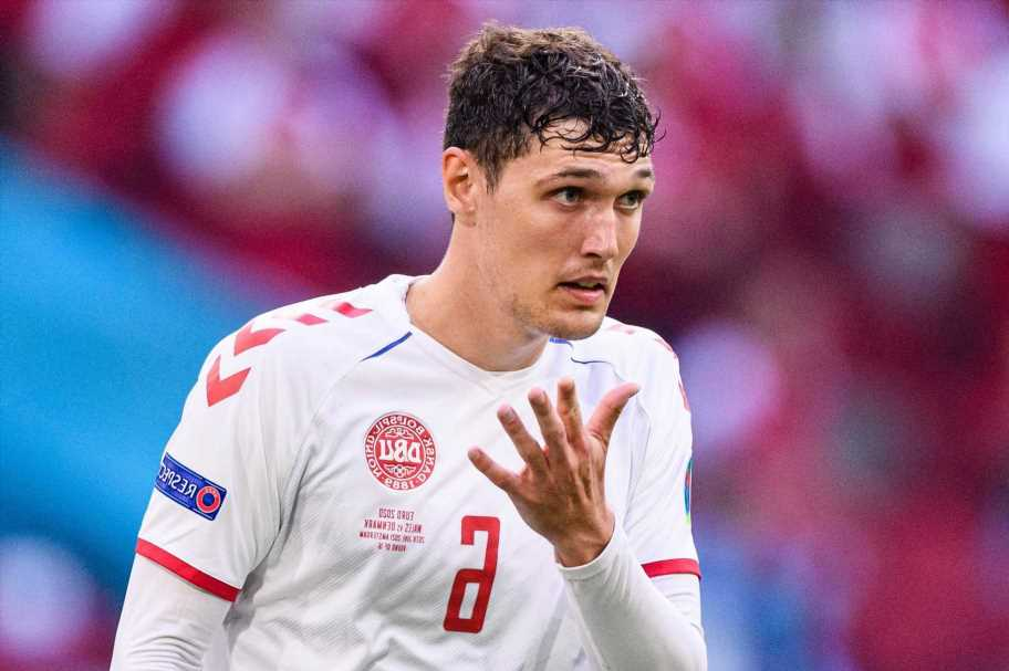 Chelsea star Andreas Christensen claims England are 'not much better' than Denmark ahead of crunch Euro 2020 semi-final