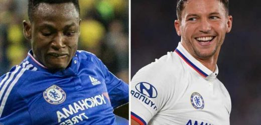 Chelsea's loan army return to club with forgotten man Baba Rahman one of 15 players fighting for future