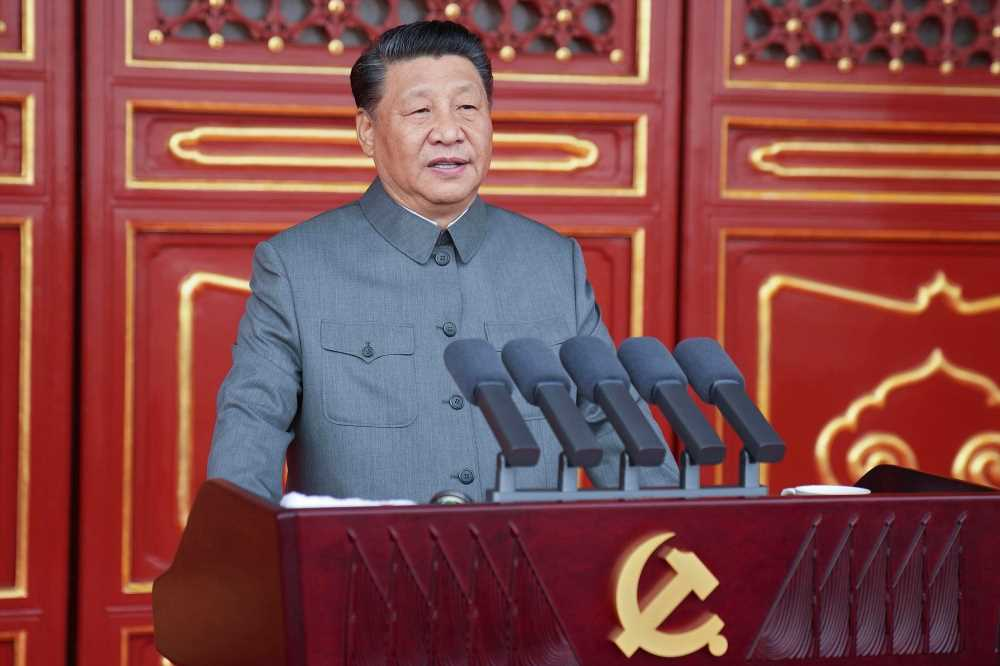 China's President Xi Jinping warns bullies will 'face broken heads and bloodshed'