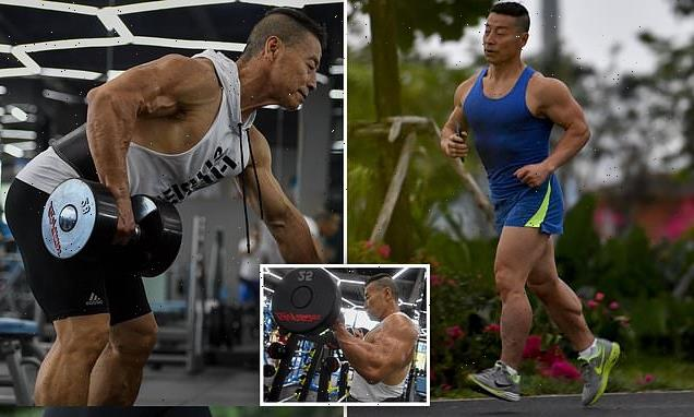 Chinese man works out every day for years – you won't believe his age
