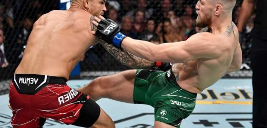Conor McGregor, Dustin Poirier vow to fight again amid ugly UFC rivalry