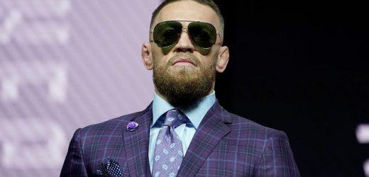Conor McGregor aims explicit tweet at Dustin Poirier's wife ahead of UFC 264