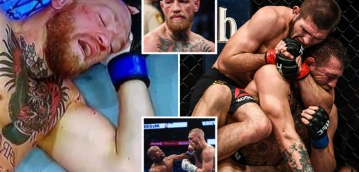 Conor McGregor's terrible form revealed as UFC ace has won just once in nearly FIVE years ahead of Dustin Poirier fight