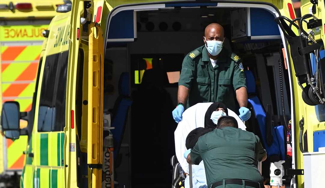 Covid cases drop as UK records 26,144 new virus cases and 71 more deaths in 24 hours