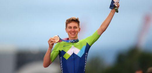 Cycling: Tour de France champion Pogacar extends UAE contract until 2027