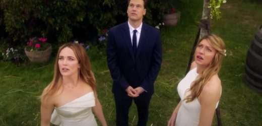 'DC's Legends of Tomorrow' Derails Avalance Wedding in New Trailer (Video)