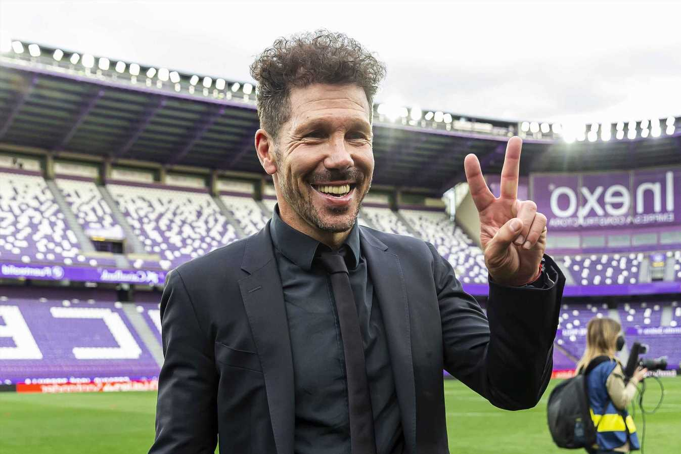 Diego Simeone signs three-year Atletico Madrid extension after second LaLiga title to stay highest-paid boss in world