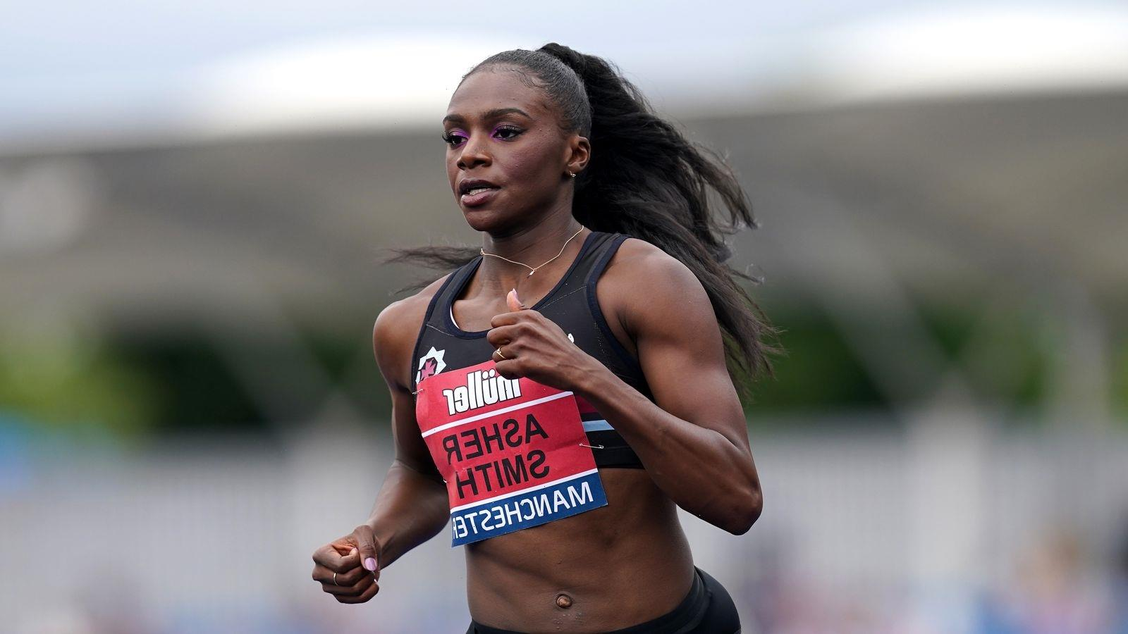 Dina Asher-Smith tells Gary Neville about the 'adrenaline rush' of racing, Tokyo 2020 and the fight to tackle racism