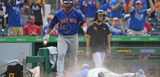 Drama-filled Mets just won't stay down