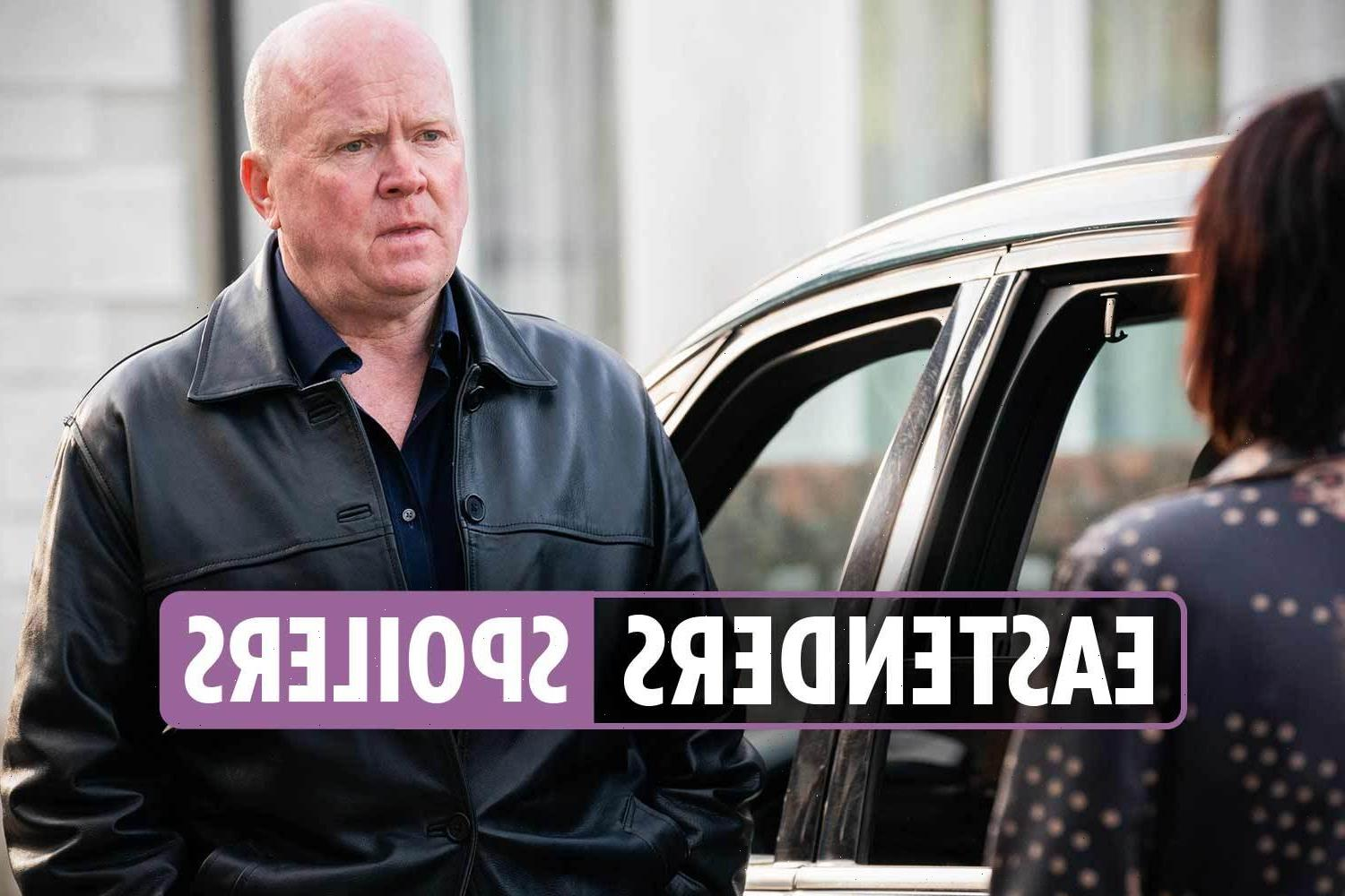 EastEnders spoilers: Ben Mitchell lashes out at dad Phil as things thaw between them