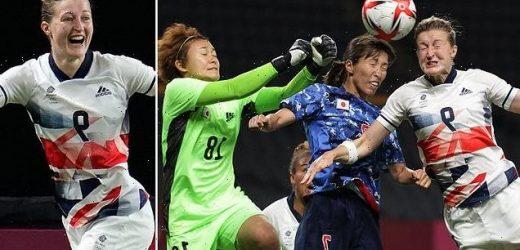 Ellen White scores winner as Great Britain beat Japan 1-0