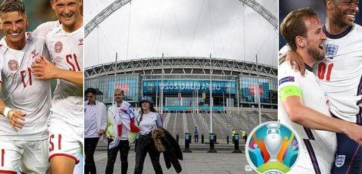 England vs Denmark – Euro 2020 LIVE: Build-up, team news and updates