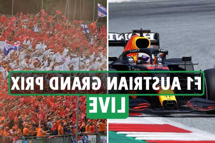 F1 Austrian Grand Prix LIVE RESULTS: Verstappen wins again with Norris third and Hamilton fourth – latest reaction