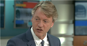 GMB fans outraged as Richard Madeley says family 'had PTSD' after son's wedding