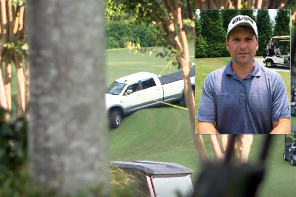 Golf pro likely shot dead for witnessing an 'active crime,' cops say